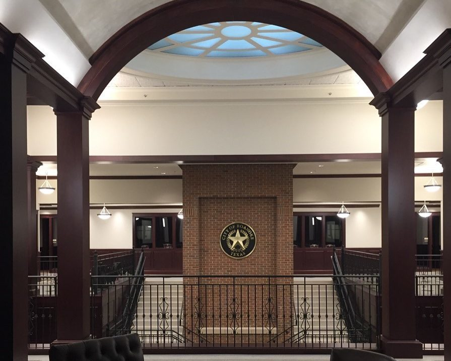 More Roanoke City Hall Details | Steele & Freeman, Inc